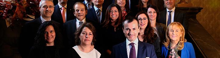 Rassegna stampa − Dario Gallina è il nuovo Presidente della Camera di Commercio di Torino, nel ringraziare il suo predecessore Vincenzo Ilotte per il lavoro svolto ha dichiarato..