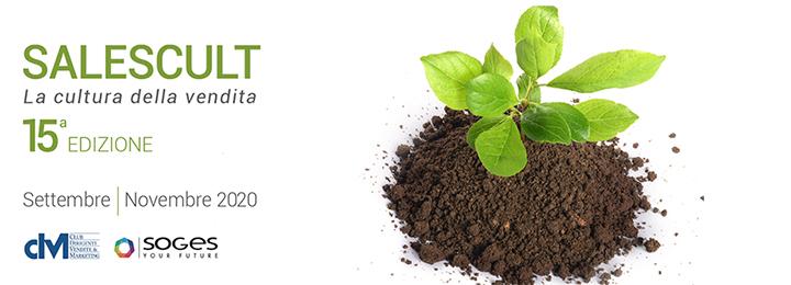 SALES CULT. La cultura della vendita − Dal 22/09/2020 al 10/11/2020 − La partecipazione può essere finanziata utilizzando il Conto Formazione Aziendale. Skillab supporta gratuitamente le aziende associate nella predisposizione del piano formativo