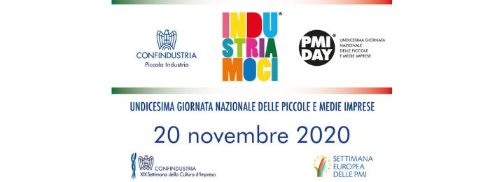 PMI DAY 2020 − Undicesima Giornata Nazionale delle Piccole e Medie Imprese