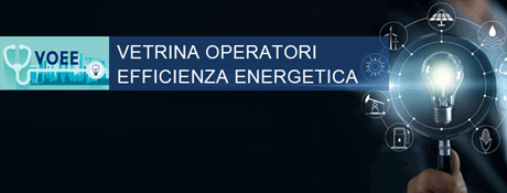 Operatori Efficienza Energetica